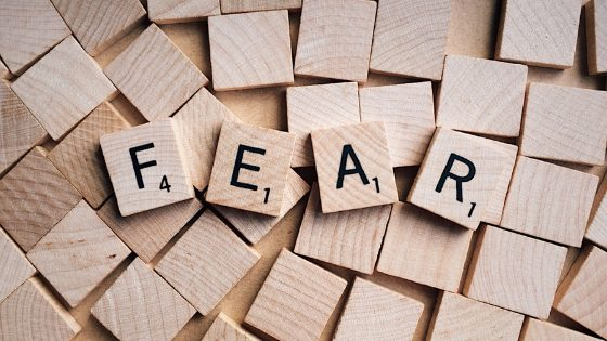 Hoe zorg je dat de angst niet overheerst?