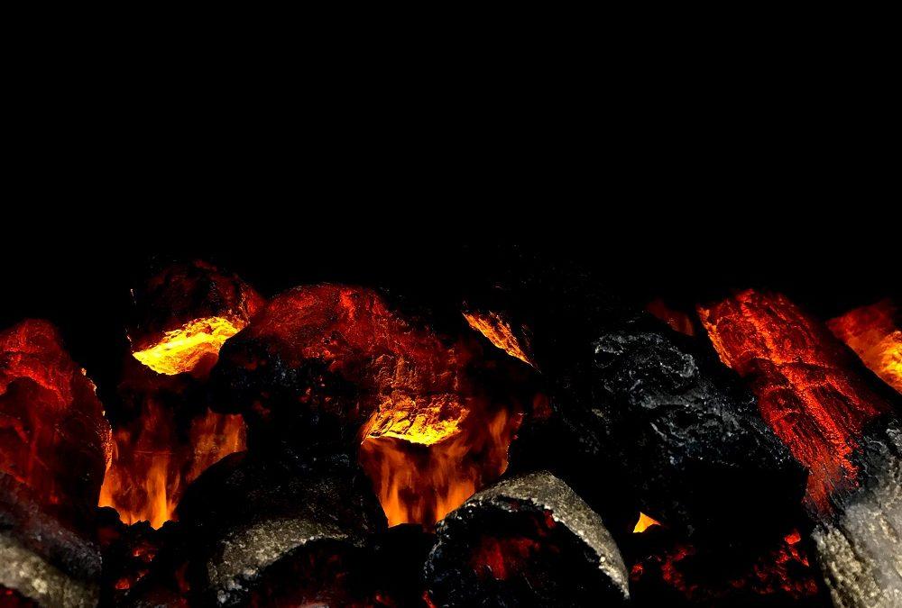 Blog Over vuur lopen zonder brandblaren